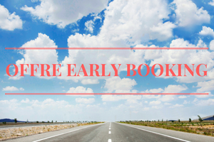 Offre Speciale Early Booking Aka Lodge